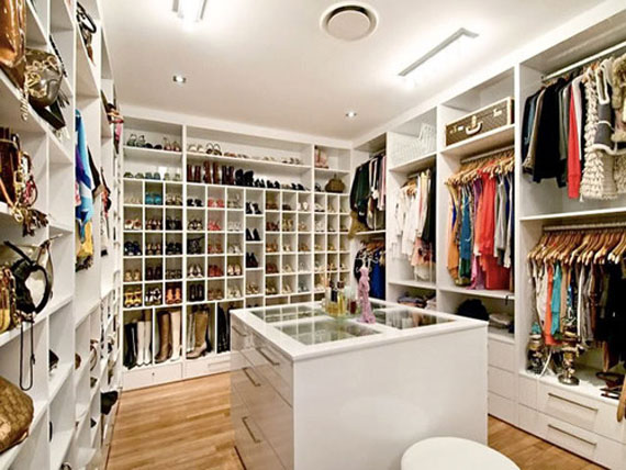Wardrobe Consultant and Interior Closet Design Services