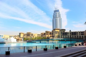 Booming Real Estate Area Around The Address Downtown Dubai