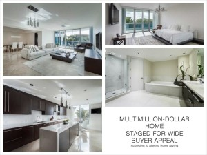 MIAMI MultiMillion Dollar Home Staged for Wide Buyer Appeal